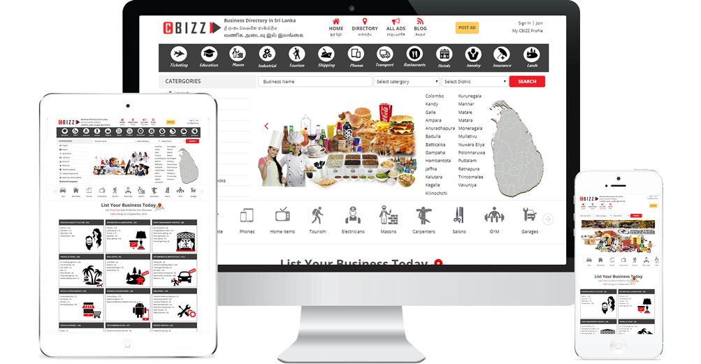 Cbizz Online Business Directory
